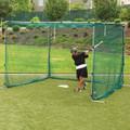 JUGS Multi-Sport Instant Cage - 9' x 12' x 12'