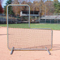 Pro-Gold Protective Screen Pitcher's L-Shaped Screen