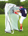 Fisher Deluxe Punting/Kicking Cage Package w/ Carrying Bag