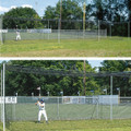 Batting Tunnel Frame (Various Sizes)