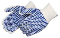 Standard Blue Block Coated Gloves