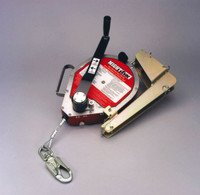 MightEvac Self-Retracting Lifeline w/Emergency Retrieval Hoist [Configure Options] ANSI A10.32