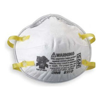 3M 8210 N95 Dust Mask 160 Masks  **CASE CLEARANCE**