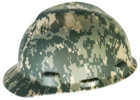 MSA Camouflage Specialty Protective Cap