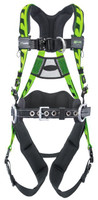 Miller AirCore Front D-Ring Harness with Steel Hardware [Configure Options]