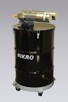 Nikro 55 Gallon Dual Head Pneumatic Wet/Dry Vacuum - AWP55TWN