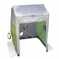 Allegro Deluxe Work Tent - 6'x6' - One Door - 9401-66
