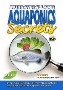 Murray Hallam Aquaponic Secrets DVD