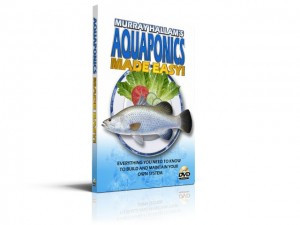 Murray Hallam's Aquaponics Made Easy DVD