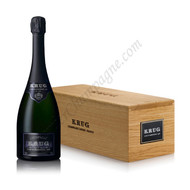 Krug Clos d'Ambonnay 2000 in Wood Box