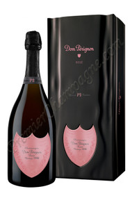 "Dom Perignon ""P2"" Rose 1996 in Gift Box"