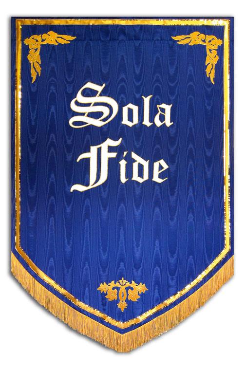 5 Solas Banner