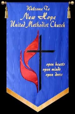 United Methodist Church - Welcome
