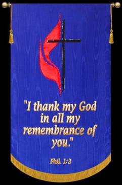 UMC - I thank my God