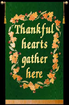 Thankful Hearts gather here