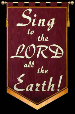 Sing to the Lord all the Earth !
