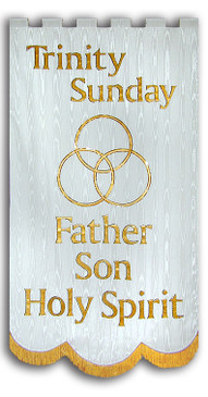 Trinity Sunday Banner