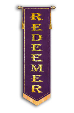 SALE BANNER - Redeemer SLIM - 7' x 24""