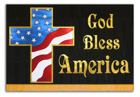 Copy of God Bless America 2016 horizontal