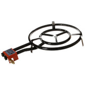 Garcima 400mm Dual Gas Ring Paella Burner