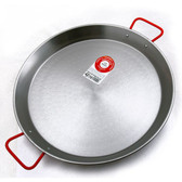 42cm Carbon Steel Pan by Garcima