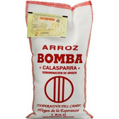 Authentic Bomba rice of Calasparra