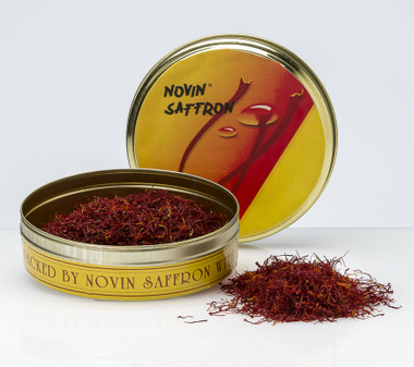 Buy 12g Novin Saffron Threads Value Tin