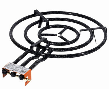 Garcima 700mm Triple Ring Gas Burner
