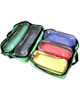 Relisports Stadium First Aid Kit | Colour Coded Internal Compartments | Physical Sports First Aid