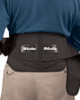 Mueller 255 Adjustable Back Brace with Lumbar Pad | Showing Compression Straps | Physical Sports First Aid