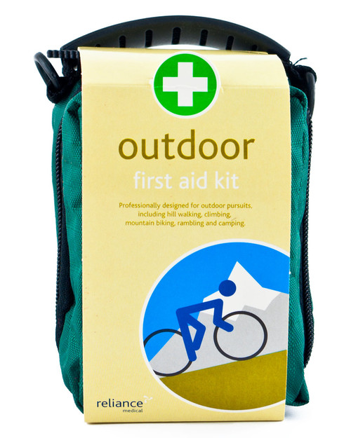 Mini Outdoor Pursuits First Aid Kit | Front Pack Shot | Physical Sports First Aid