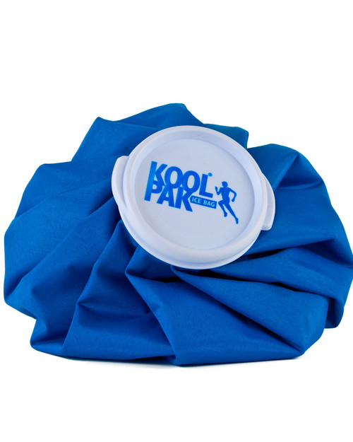 Koolpak Reusable Ice Bag | Non-Drip Screw-Cap | Physical Sports First Aid
