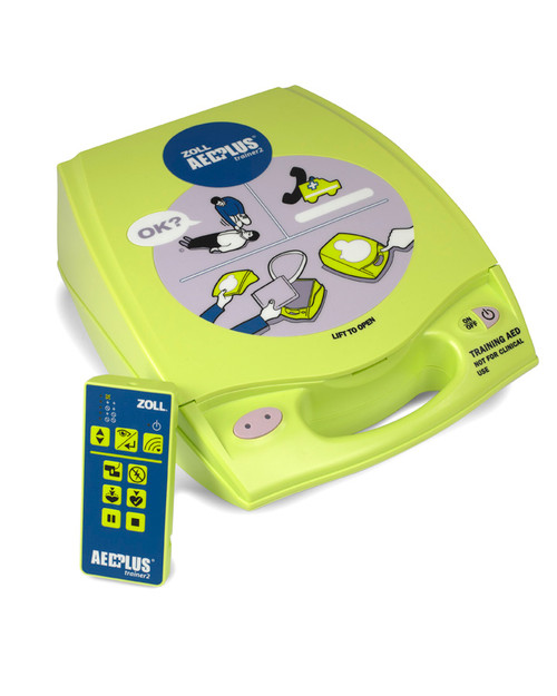 Zoll AED Plus Trainer 2   Physical Sports First Aid