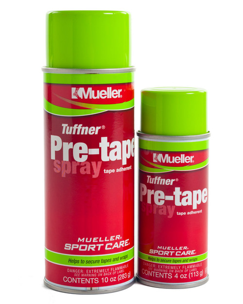Mueller Tuffner Pre-Tape Spray   113g and 283g   Physical Sports First Aid