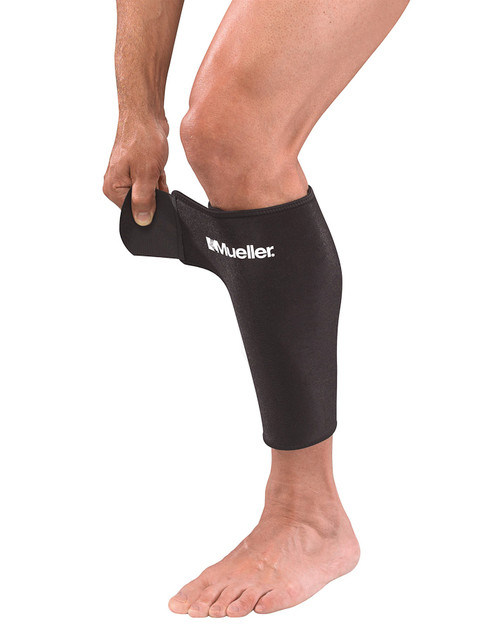 Mueller 330 Calf & Shin Splint Support   Physical Sports First Aid