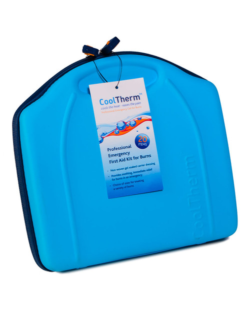 Cooltherm Burns Kit | Physical Sports First Aid