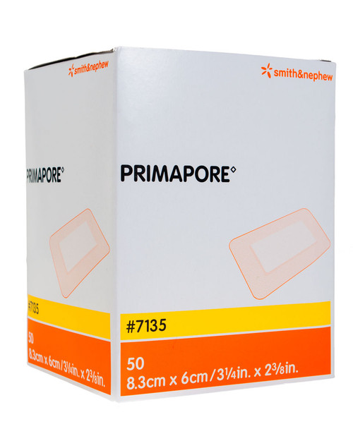 Primapore Adhesive Dressings | Pack Shot | Physical Sports First Aid