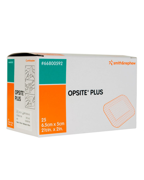 Opsite Plus Adhesive Film Dressings   Physical Sports First Aid