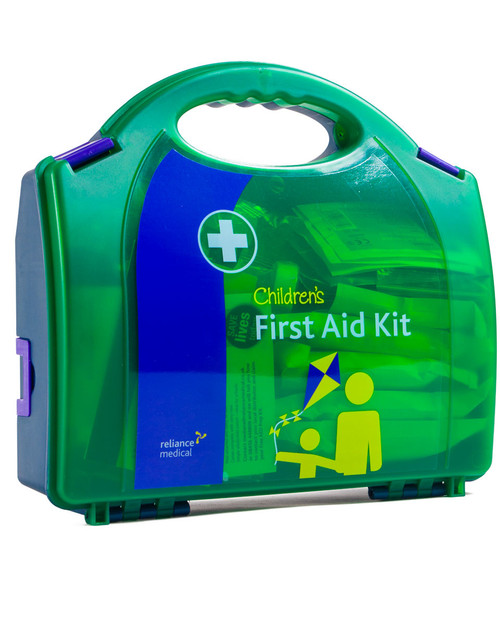 Children's First Aid Kit   Closed Box   Physical Sports First Aid