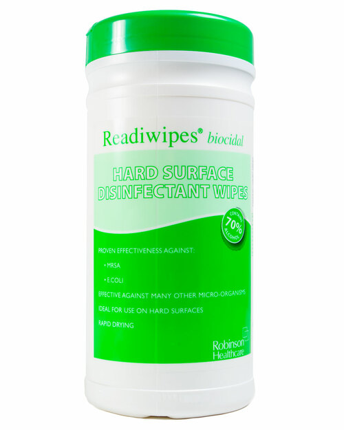 Readiwipes Hard Surface Disinfectant Wipes | Physical Sports First Aid.