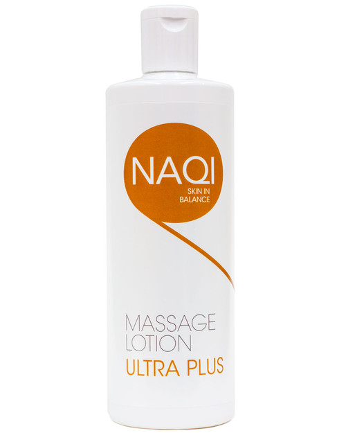 Naqi Ultra Plus Massage Lotion | 500ml Bottle | Physical Sports First Aid
