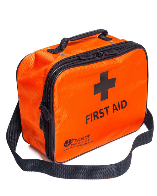 Orange First Aid Incident Bag | Physical Sports First Aid