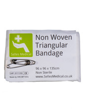 Non Woven Triangular Bandage | Physical Sports First Aid