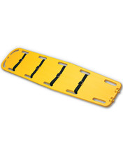 Spinal Board | Shown with Straps | Physical Sports First Aid