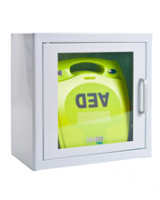 ZOLL AED Plus and Cabinet Bundle Deal | Physical Sports First Aid