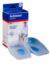 Actimove StepLite Gel Heel Cushions | Physical Sports First Aid