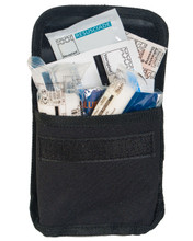 Personal First Aid Kit | Open, Showing Contents | Physical Sports First Aid