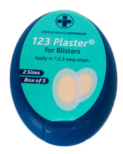 Advanced Blister Plasters | Physical Sports First Aid