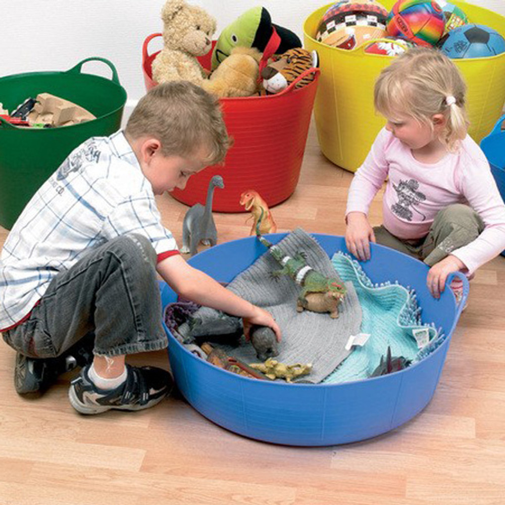 Large Shallow Tubtrugs are great for playtime.