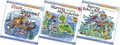 Murray The Shark Series: SET OF 3 Murray The Shark Audio CDs (Volumes 1 - 3) - by Jini Patel Thompson